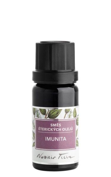Nobilis Tilia Směs éterických olejů - Imunita (10 ml) - má protivirové účinky
