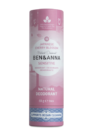 Ben & Anna Tuhý deodorant Sensitive BIO (60 g) - Třešňový květ