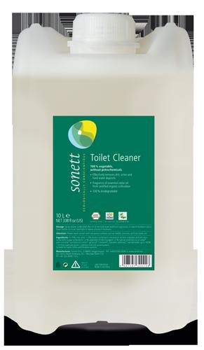Sonett WC čistič cedr a citronela BIO (10 l) - s bio éterickými oleji