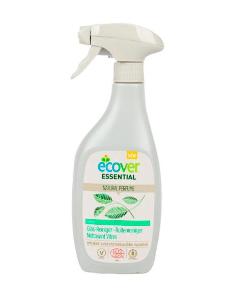 Ecover Essential Čistič oken a skleněných povrchů (500 ml)