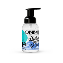 OnlyBio Mycí pěna pro děti od 3 let (250 ml) - se slunečnicovým olejem