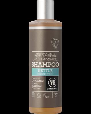 Urtekram Kopřivový šampon proti lupům BIO (250 ml) - s extraktem z kůry magnolie