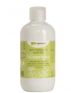 laSaponaria Sprchový gel s extra panenským olivovým olejem (250 ml)