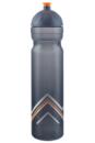 Zdravá lahev (1 l) - BIKE oranžová - s vyměnitelnými díly
