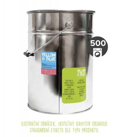 Yellow&Blue Mleté olivové mýdlo na praní (kbelík 10 kg) - i pro nejjemnější prádlo