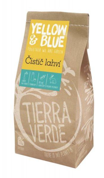 Yellow&Blue Čistič lahví (1 kg) - pro snadné mytí lahví a lahviček