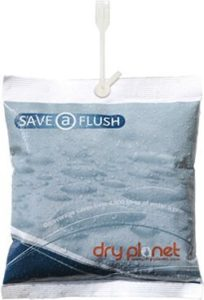 Dry Planet Save-a-flush - uspořte 1