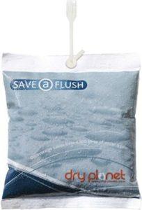 Dry Planet Save-a-flush - uspořte 1